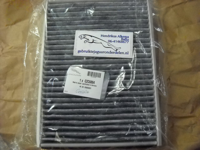 Interieur filter x350 c2c6884 for Interieur filter
